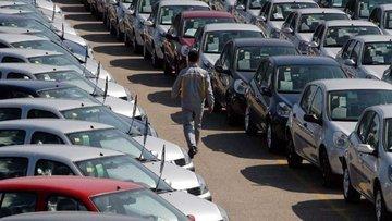 Otomotiv pazarında yüzde 39 daralma