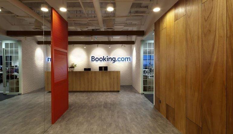 Booking.com reddedildi
