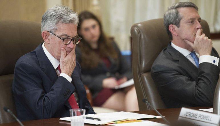 Fed başkanının ticaret savaşı endişesi
