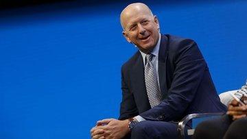 """Goldman Sachs'ın başına """"ikinci adam"""" geçiyor"""