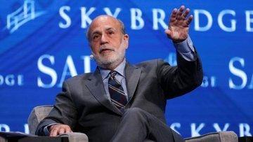 Bernanke'den ekonomi yorumu