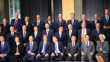 G20 aile fotoğrafları