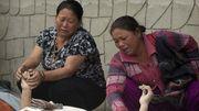 NEPAL'DEKİ DEPREM FELAKETİNDEN KARELER