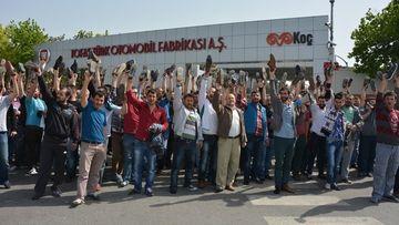 Türkiye'nin 'Detroit'i iş bıraktı