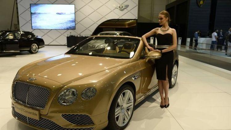 Auto Show'da en yeni modeller görücüye çıktı