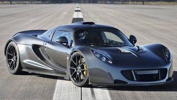 Dünyanın en hızlı otomobilleri