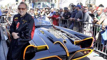 Batmobil ve Kara Şimşek'in tasarımcısı öldü