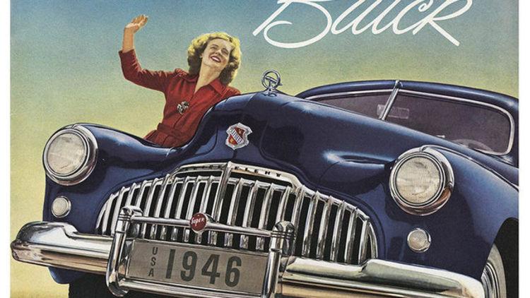 Otomobil reklamlarının 80 yıllık evrimi
