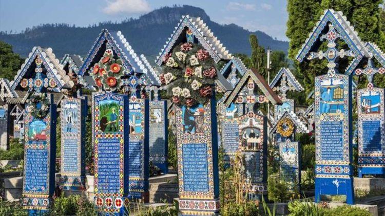 Dünyadaki en güzel 13 mezarlık