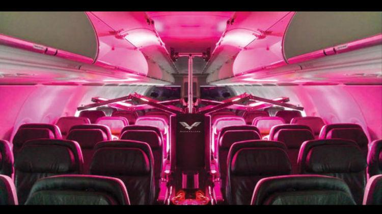 Gelecekte uçakları daha keyifli yapacak 5 teknoloji
