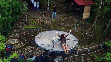 Özel Instagram fotoğrafçısı istihdam eden park